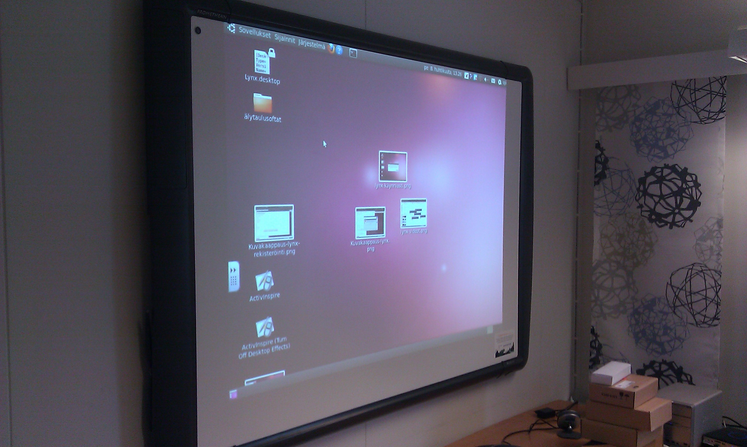Installing Interactive Whiteboard Software on Ubuntu - Research and